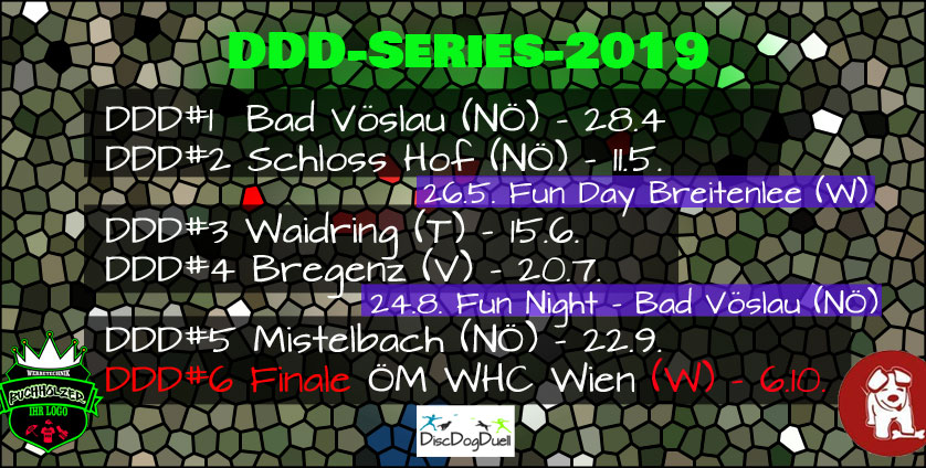 DDD-Series Turniere