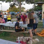 DDD Dogfrisbee Fun Night 2019 Bad Vöslau Pizzabestellung