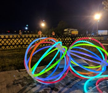 DDD Dogfrisbee Fun Night 2019 Bad Vöslau Let's glow in the dark