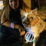 DDD Dogfrisbee Fun Night 2019 Bad Vöslau Sandra und der strahlende Loki